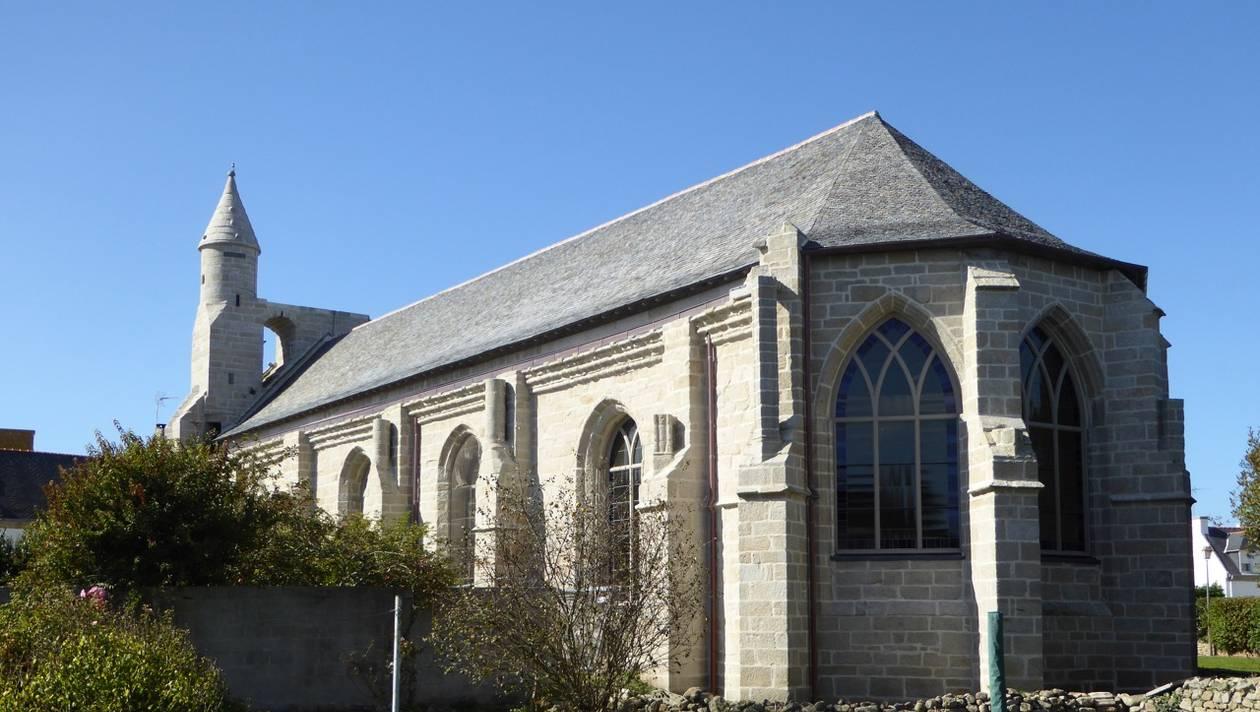 <I>Une aide supplémentaire pour soutenir la restauration de Sainte-Thumette.</I>