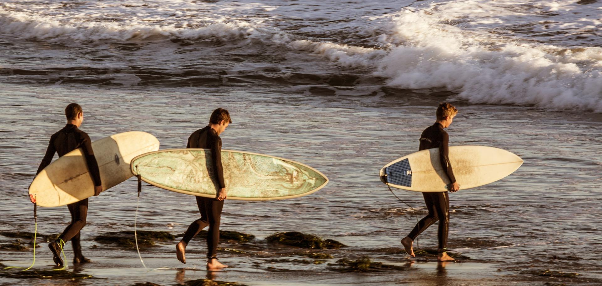 Surf Camp Pointe de la Torche