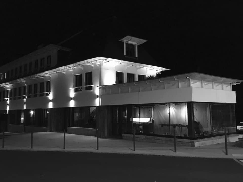 Le Bateau Libre Bénodet nuit